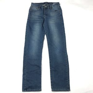 Lucky Brand Billy Straight Dark Wash Denim B28